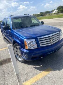 2003 Cadillac Escalade EXT for sale at ROCKLEDGE in Rockledge FL