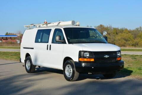 2010 Chevrolet Express Cargo for sale at Signature Truck Center - Cargo Vans in Crystal Lake IL