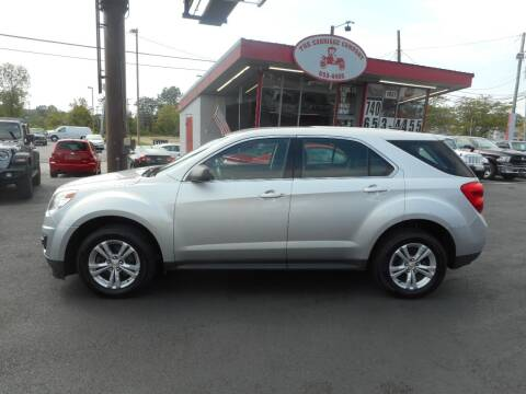 2015 Chevrolet Equinox for sale at The Carriage Company in Lancaster OH