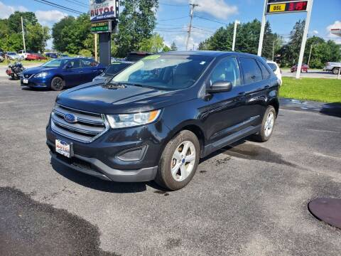2015 Ford Edge for sale at Excellent Autos in Amsterdam NY