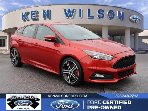 2018 Ford Focus for sale at Ken Wilson Ford in Canton NC