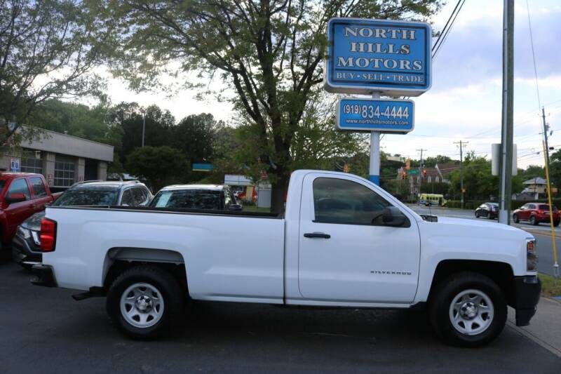 2016 Chevrolet Silverado 1500 for sale at North Hills Motors in Raleigh NC