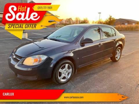 2008 Chevrolet Cobalt for sale at CARLUX in Fortville IN