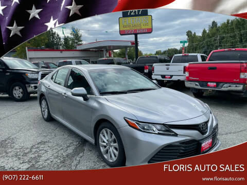 2018 Toyota Camry for sale at FLORIS AUTO SALES in Anchorage AK