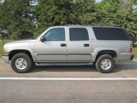 2002 Chevrolet Suburban for sale at Joe's Motor Company in Hazard NE