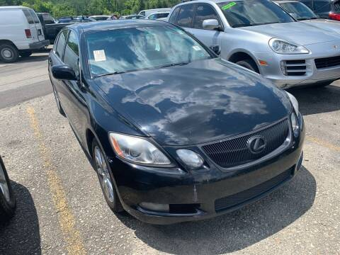 2006 Lexus GS 300 for sale at Trocci's Auto Sales in West Pittsburg PA