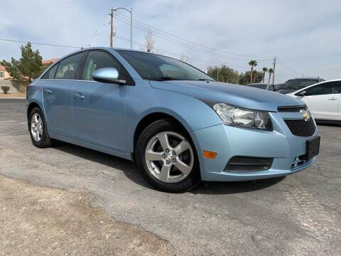 2012 Chevrolet Cruze for sale at Boktor Motors in Las Vegas NV