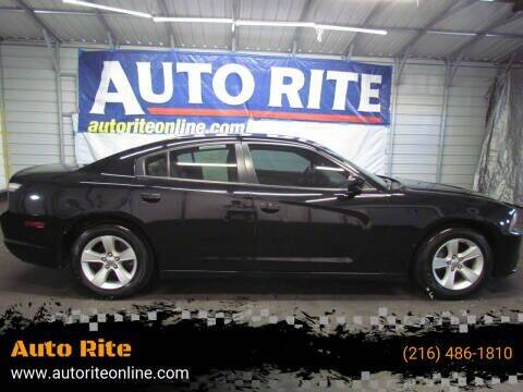2014 Dodge Charger for sale at Auto Rite in Cleveland OH