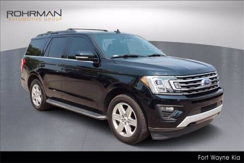 2018 Ford Expedition for sale at BOB ROHRMAN FORT WAYNE TOYOTA in Fort Wayne IN