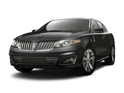 2011 Lincoln MKS for sale at St. Croix Classics in Lakeland MN
