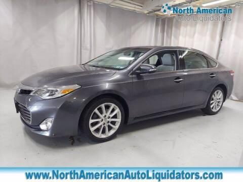 2013 Toyota Avalon for sale at North American Auto Liquidators in Essington PA