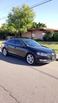 2012 Volkswagen Passat for sale at Premier Motors AZ in Phoenix AZ