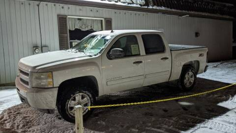 2010 Chevrolet Silverado 1500 for sale at Kidron Kars INC in Orrville OH