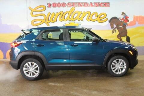 2021 Chevrolet TrailBlazer for sale at Sundance Chevrolet in Grand Ledge MI