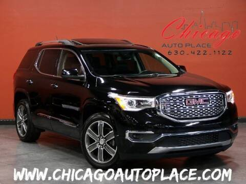 2017 GMC Acadia for sale at Chicago Auto Place in Bensenville IL