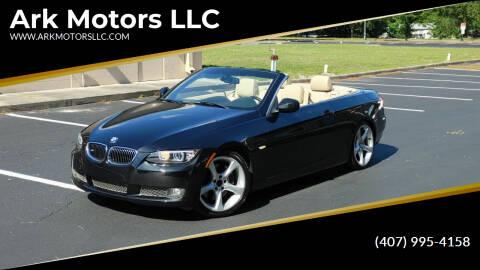 2010 BMW 3 Series for sale at Ark Motors LLC in Winter Springs FL