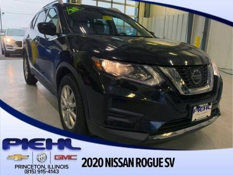 2020 Nissan Rogue for sale at Piehl Motors - PIEHL Chevrolet Buick Cadillac in Princeton IL