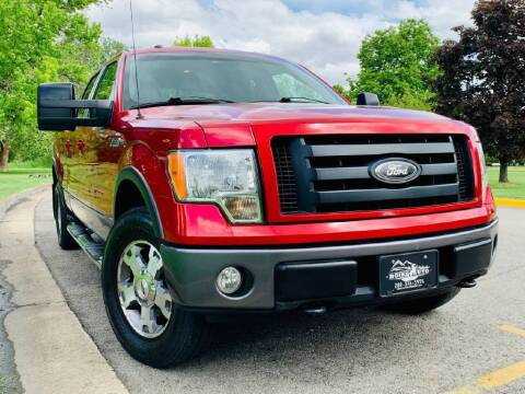 2009 Ford F-150 for sale at Boise Auto Group in Boise ID