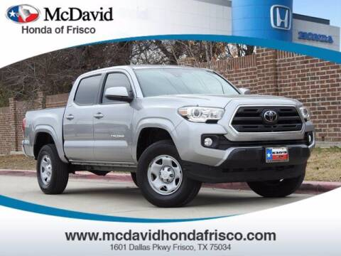 2019 Toyota Tacoma for sale at DAVID McDAVID HONDA OF IRVING in Irving TX