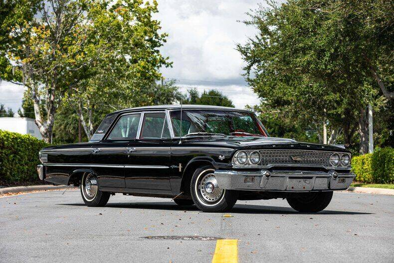 1963 Ford Galaxie for sale in Orlando, FL