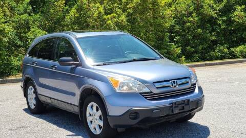 2008 Honda CR-V for sale at CU Carfinders in Norcross GA