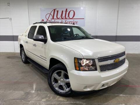 2013 Chevrolet Avalanche for sale at Auto Sales & Service Wholesale in Indianapolis IN