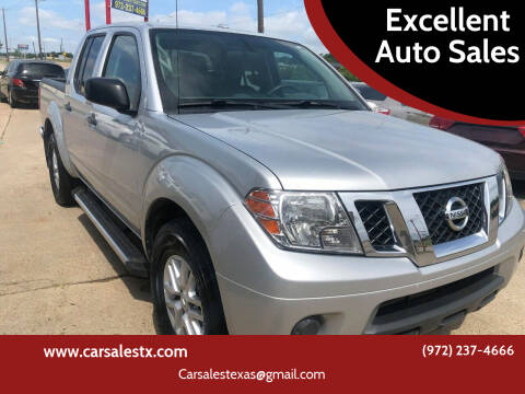 2017 Nissan Frontier for sale at Excellent Auto Sales in Grand Prairie TX