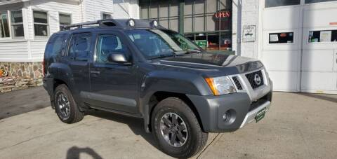 2014 Nissan Xterra for sale at Carroll Street Auto - Carroll St. Auto Annex Sales & Service in Manchester NH
