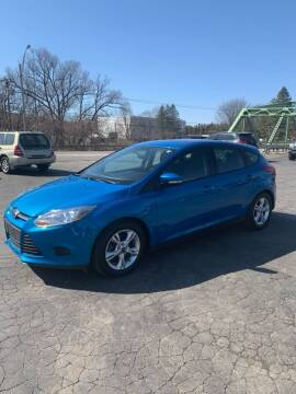 2014 Ford Focus for sale at WXM Auto in Cortland NY