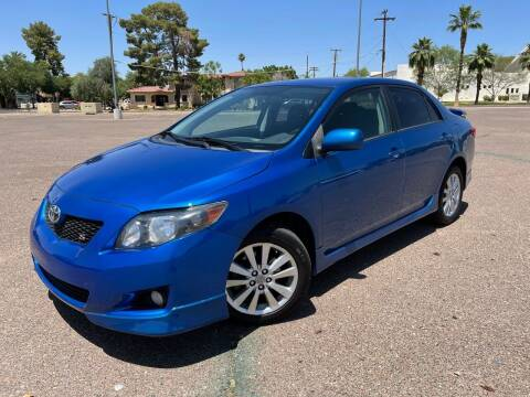 2010 Toyota Corolla for sale at DR Auto Sales in Glendale AZ