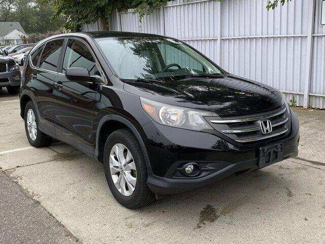 2014 Honda CR-V for sale at SOUTHFIELD QUALITY CARS in Detroit MI