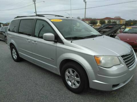 2008 Chrysler Town and Country for sale at Kelly & Kelly Supermarket of Cars in Fayetteville NC