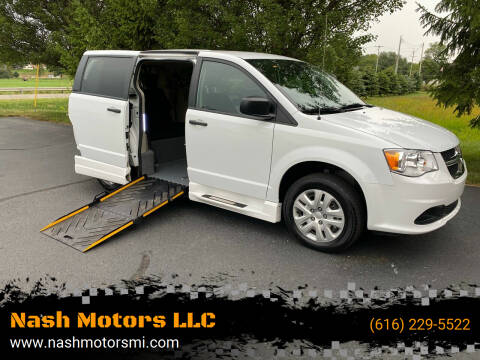 2019 Dodge Grand Caravan for sale at Nash Motors LLC in Hudsonville MI
