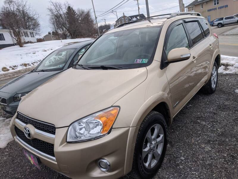 2011 Toyota RAV4 for sale at Cub Hill Motor Co in Stewartstown PA