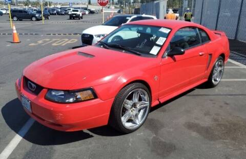 2002 Ford Mustang for sale at SoCal Auto Auction in Ontario CA