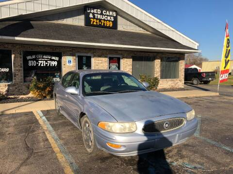 2004 Buick LeSabre for sale at Imlay City Auto Sales LLC. in Imlay City MI