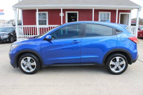 2018 Honda HR-V for sale at AMT AUTO SALES LLC in Houston TX