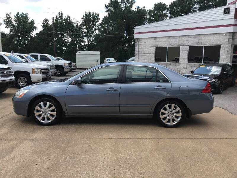 2007 Honda Accord for sale at Northwood Auto Sales in Northport AL