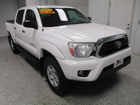 2013 Toyota Tacoma for sale at LaFleur Auto Sales in North Sioux City SD