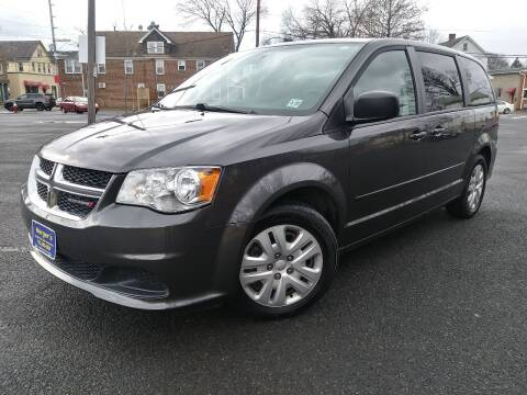 2017 Dodge Grand Caravan for sale at Nerger's Auto Express in Bound Brook NJ