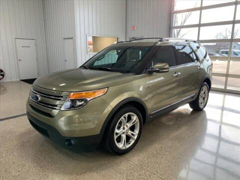2012 Ford Explorer for sale at PRINCE MOTORS in Hudsonville MI
