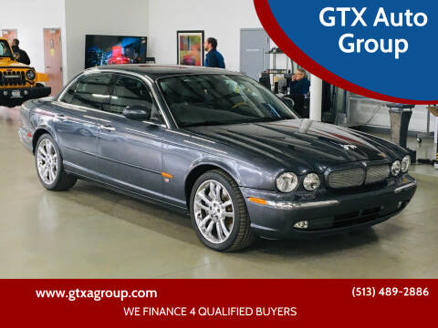 2004 Jaguar XJR for sale at GTX Auto Group in West Chester OH