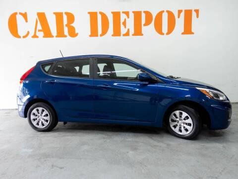 2017 Hyundai Accent for sale at Car Depot in Miramar FL