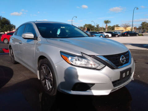 2016 Nissan Altima for sale at Empire Automotive Group Inc. in Orlando FL
