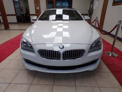 2012 BMW 6 Series for sale at Adams Auto Group Inc. in Charlotte NC