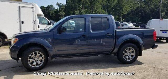2020 Nissan Frontier for sale at Special Finance of Charleston LLC in Moncks Corner SC
