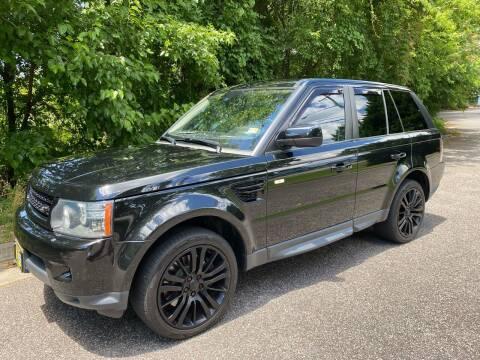 2010 Land Rover Range Rover Sport for sale at Coastal Auto Sports in Chesapeake VA