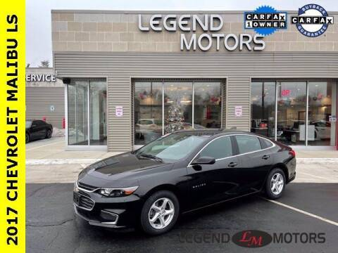 2017 Chevrolet Malibu for sale at Legend Motors of Waterford in Waterford MI