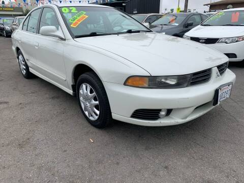 2002 Mitsubishi Galant for sale at North County Auto in Oceanside CA