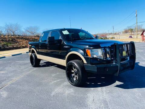 2011 Ford F-150 for sale at Garcia Trucks Auto Sales Inc. in Austell GA